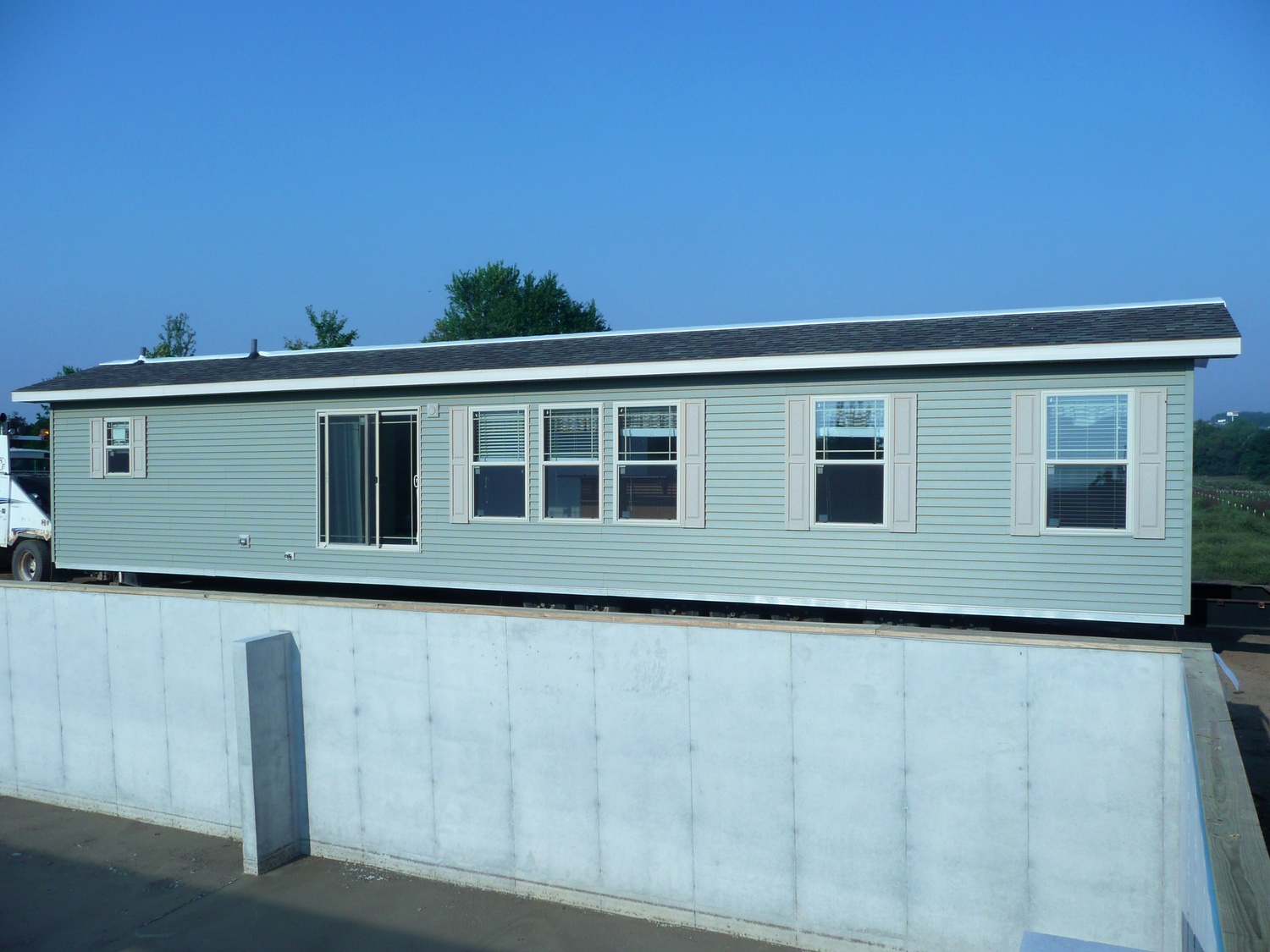Photos sharp mobile homes experience matters for Modular homes with basement